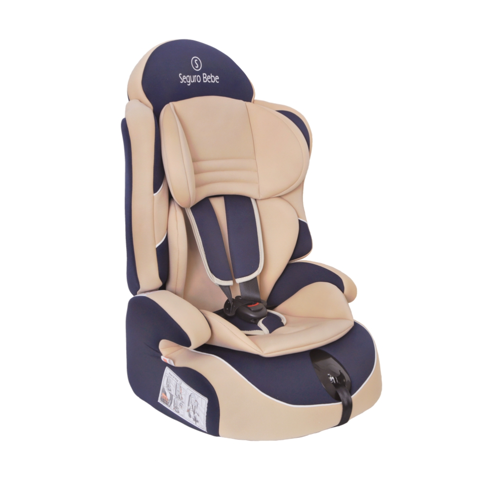 Seguro Bebe Lima Beige On Navy 2