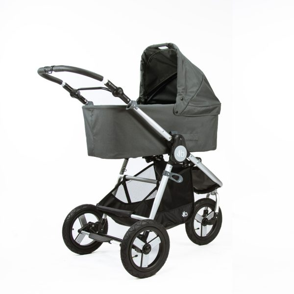 Bumbleride Carrycot Dawn Grey Indie