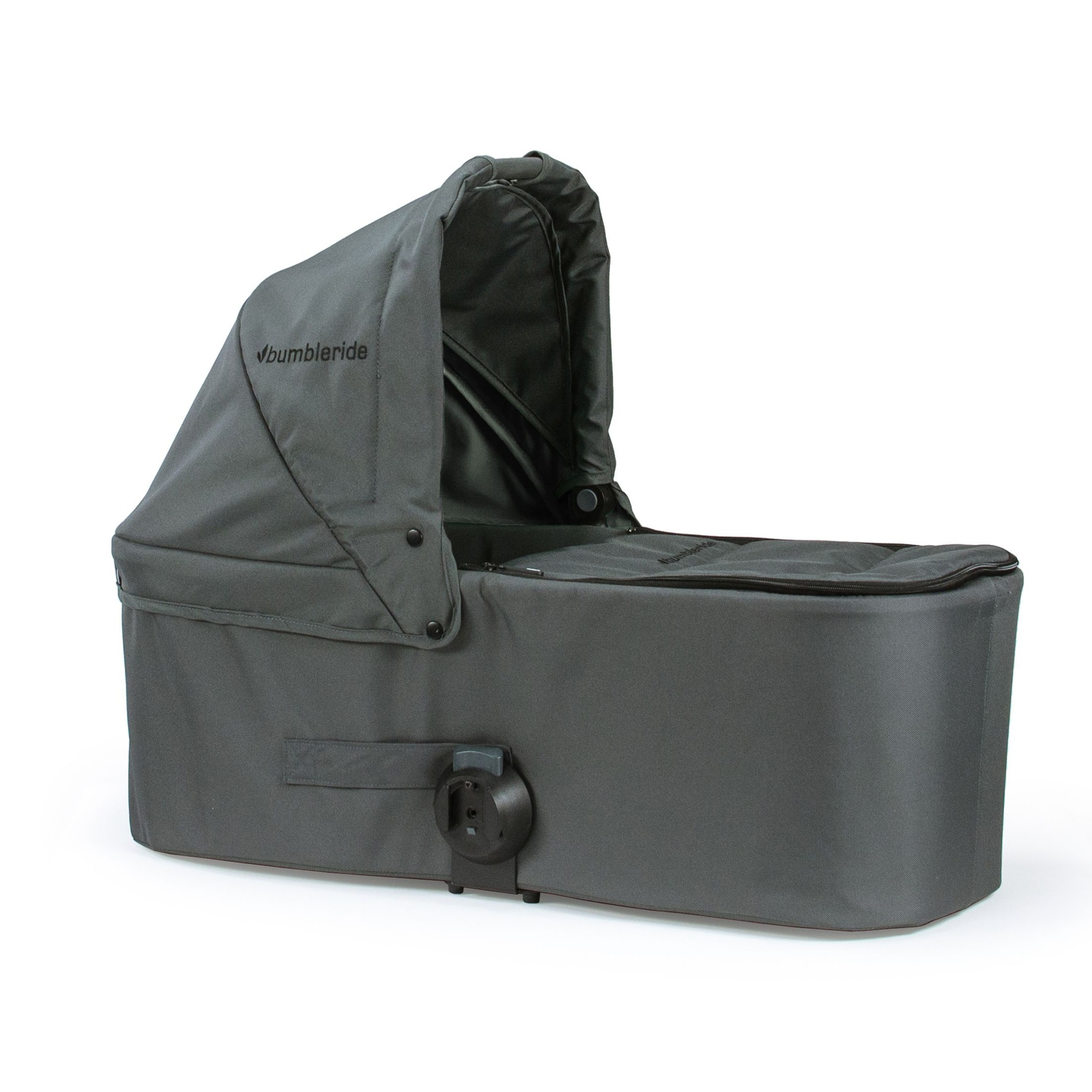 Bumbleride Indie Twin Carrycot – Dawn Grey