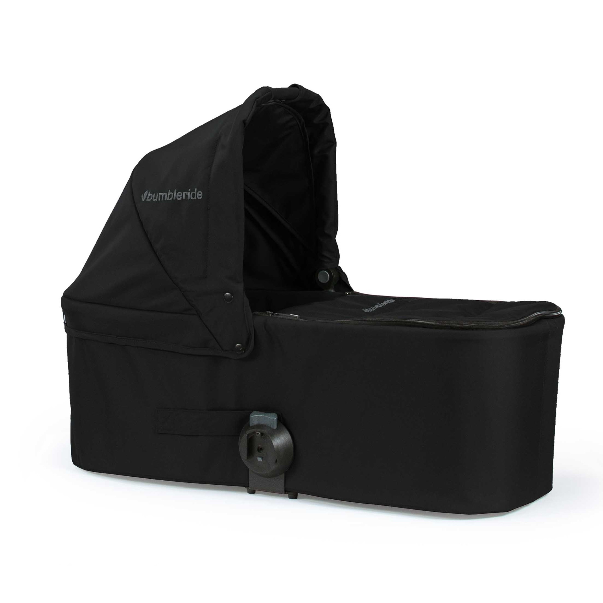 Bumbleride Indie Twin Carrycot – Matte Black