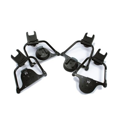 Bumbleride Indie Twin Car Seat Adapter, SET - Maxi-Cosi / Nuna / Cybex