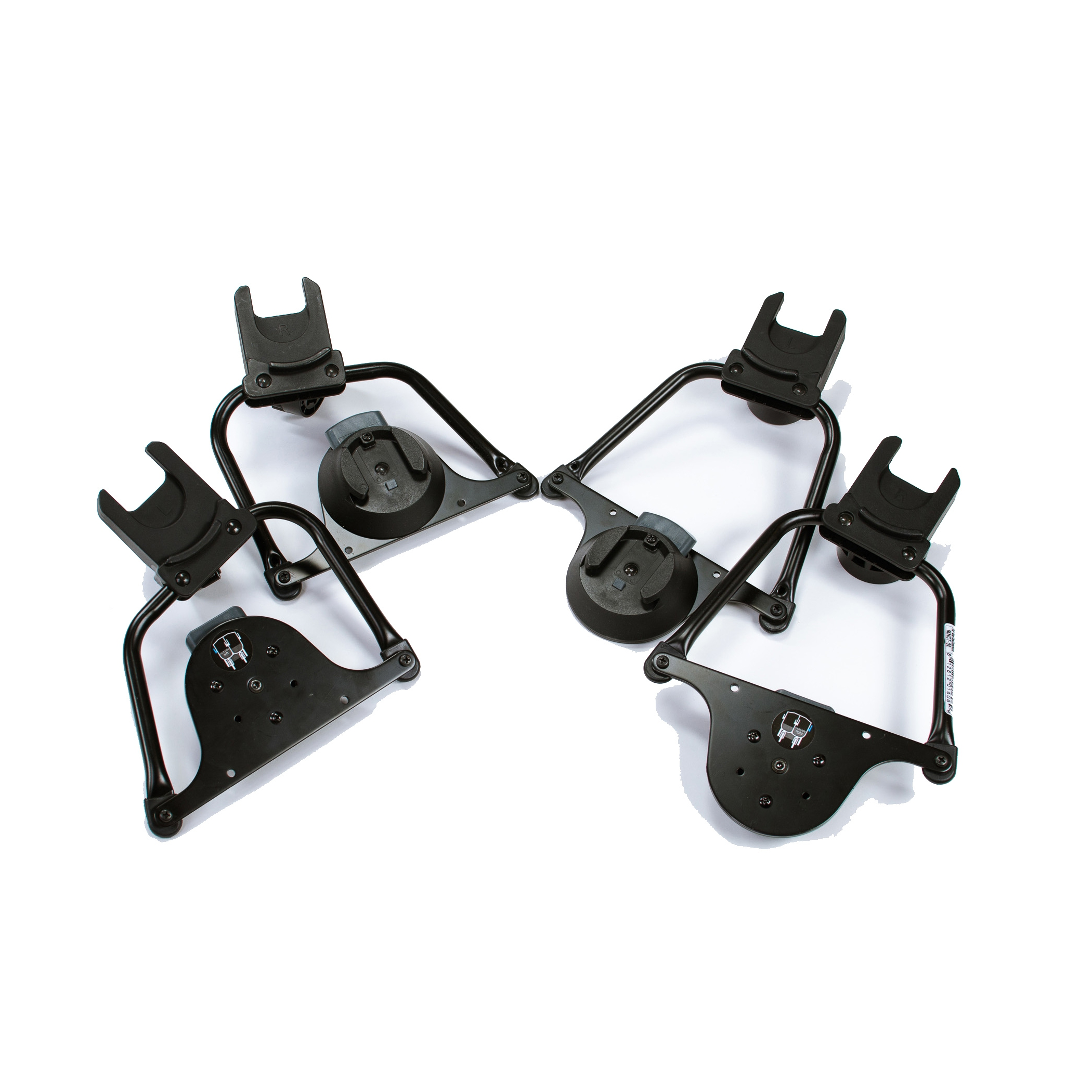 Bumbleride Indie Twin Car Seat Adapter, SET – Maxi-Cosi / Nuna / Cybex