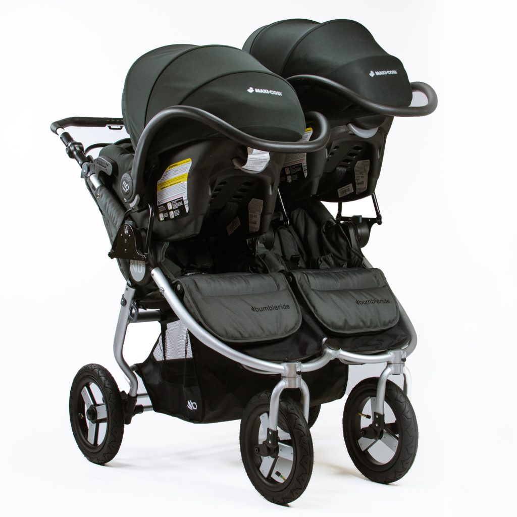 Bumbleride Indie Twin Dual Car Seat Compatible