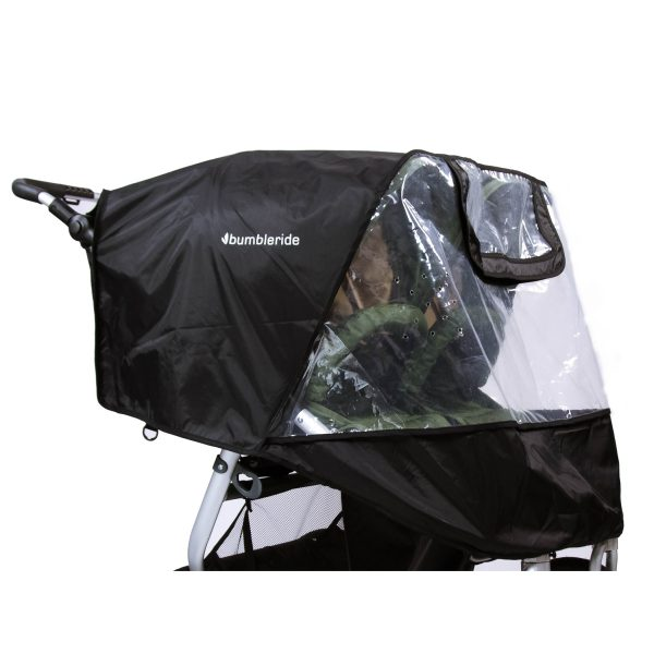Bumbleride Indie Twin Rain Cover