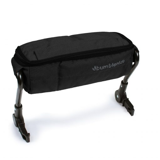 Bumbleride Indie Twin Foldable Snack Pack - Matte Black