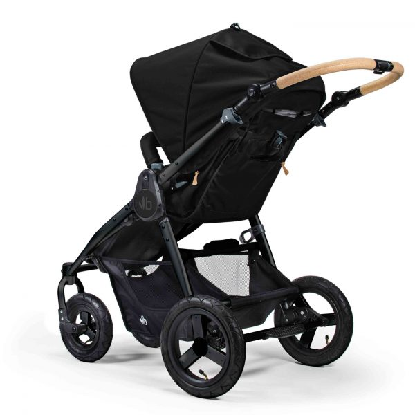 Bumbleride Era Matte Black 4 Rear View