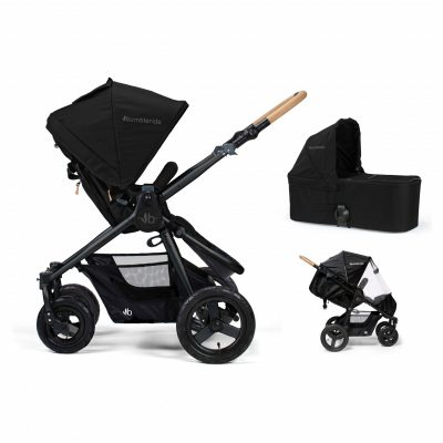 Bumbleride Era 2 in 1 - Matte Black