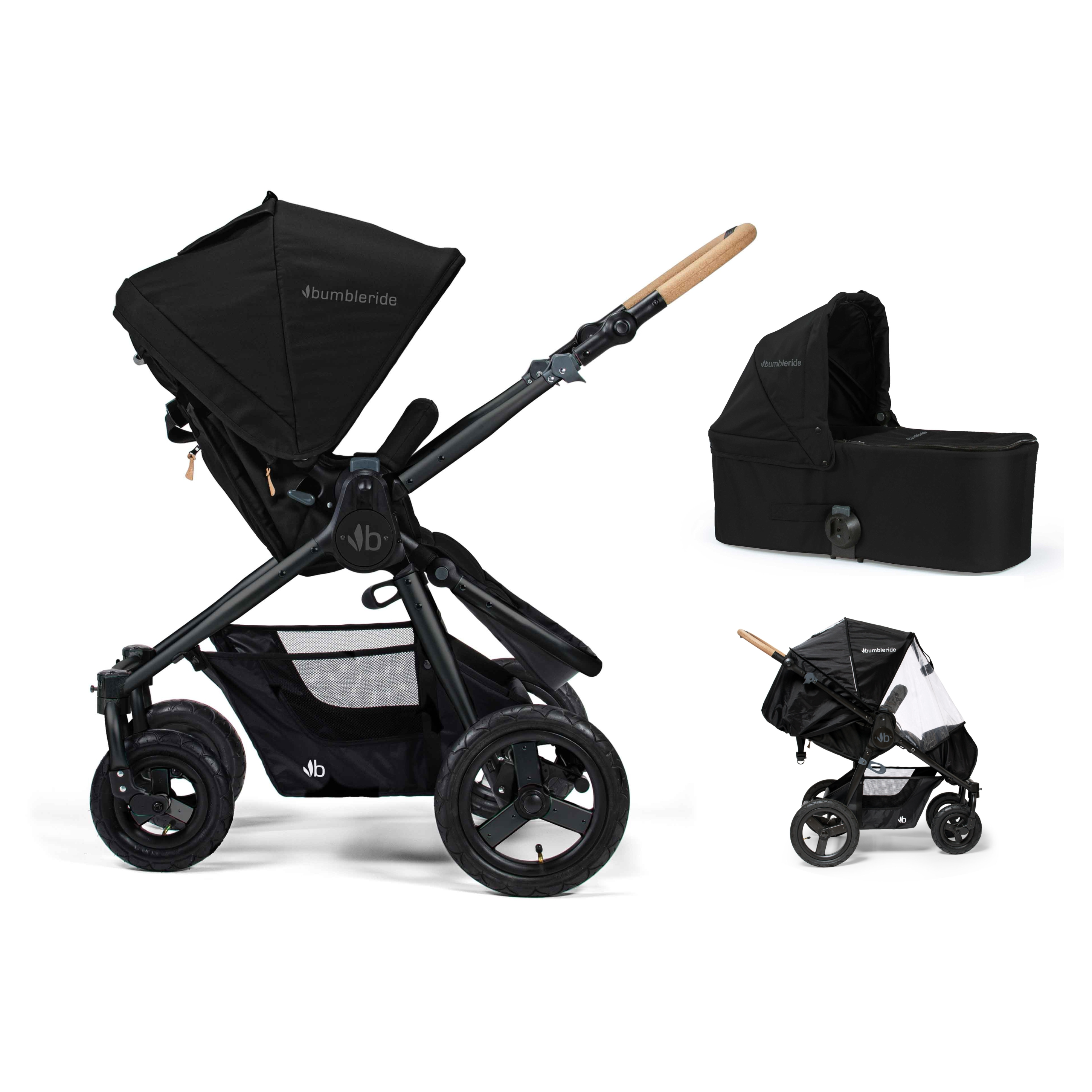 Bumbleride Era 2 In 1 – Matte Black