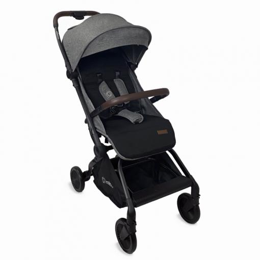 Estilo Bebe Finch Auto-Folding Stroller – Dove Grey